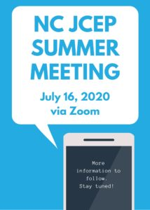 Cover photo for 2020 Summer Meeting